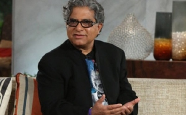 Deepak Chopra on The Queen Latifah Show