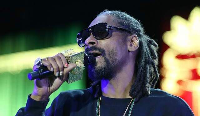 Snoop Lion/Dogg set to perform at Hal & Mal's