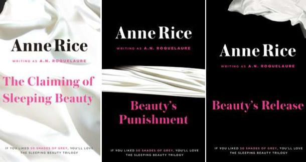"Calling All Freaky Book Clubs, ""The Sleeping Beauty"" Trilogy"