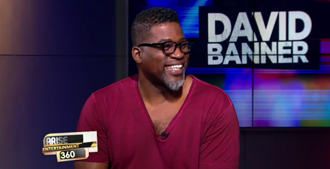 David Banner Discusses Diversifying, Depression and Meditation