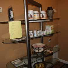 Ask about vitamins and supplements at Pilates of Jackson