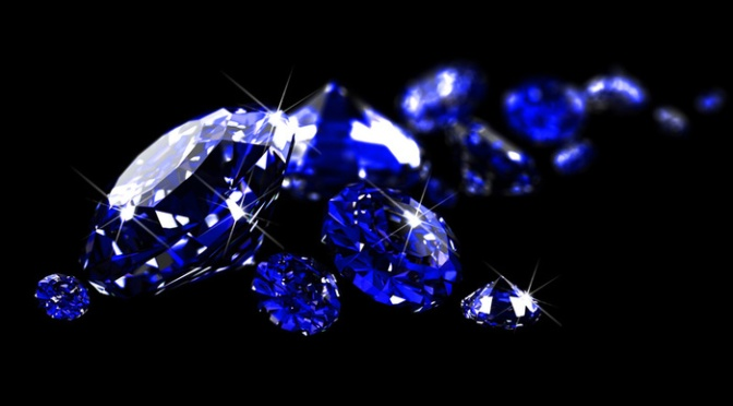 Blue Sapphires- A Titanic Love Affair