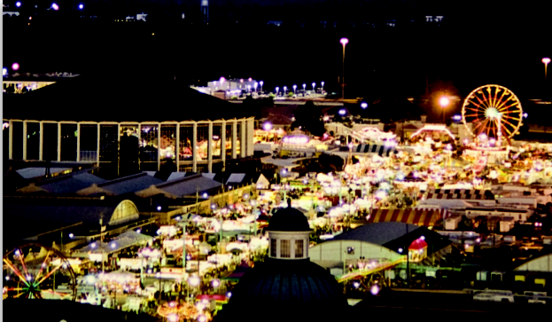 Quick Look: Mississippi State Fair 155th Anniversary 2014
