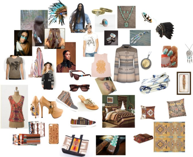 Native American Fashion Trends- What's acceptable and what's offensive?