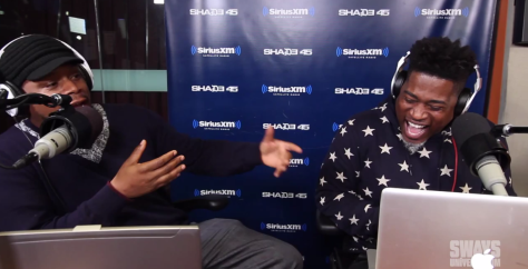 """One of the most important artists of this generation,"" Sway on David Banner."