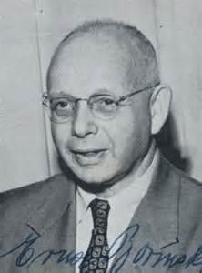 Dr. Ernst Borinski