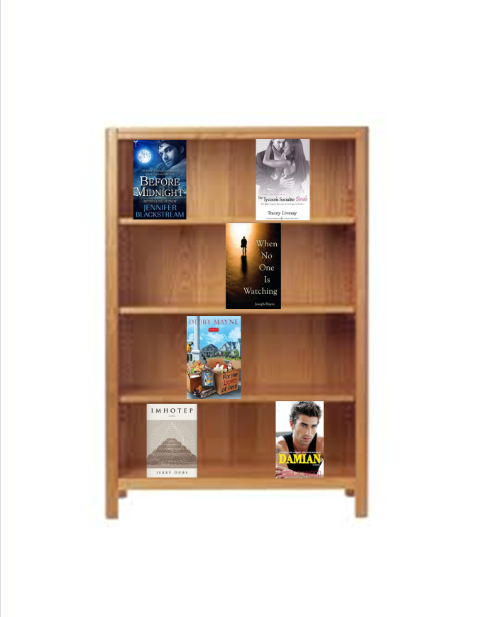 E-Reader's Rack vol 3: Weekend Reads Free to 99 cents