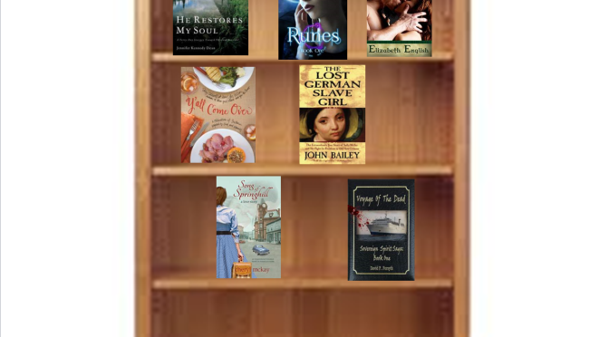 E-Reader's Rack vol 2 Free and up Weekend Reads