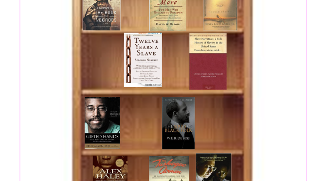 E-Reader's Rack Vol. 4: Weekend Reading Black History Edition