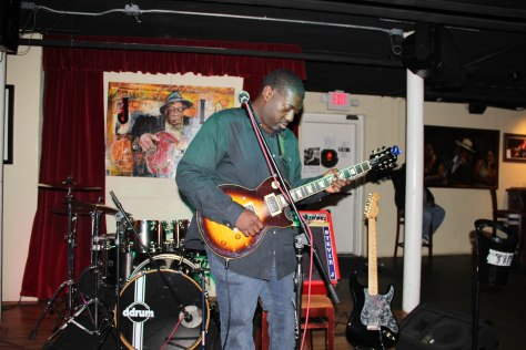 Stevie J Blues at Underground 119