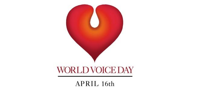Celebrate the Original Social Media on World Voice Day 2015