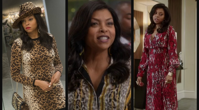 OOTD: Cookie Lyon inspired entourage
