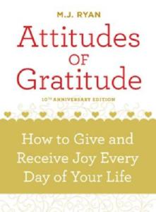 attitudes of gratitudes