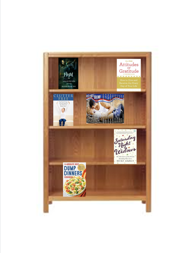 E-Reader's Rack Vol 8: Independence
