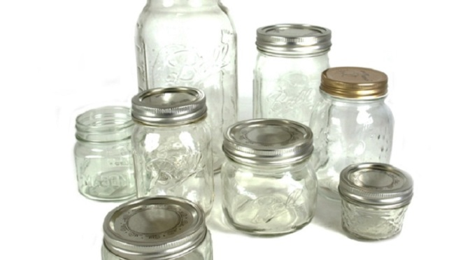 From Huff Post: 13 Creative Ways You Could Be Using Mason Jars | Rachel Hollis