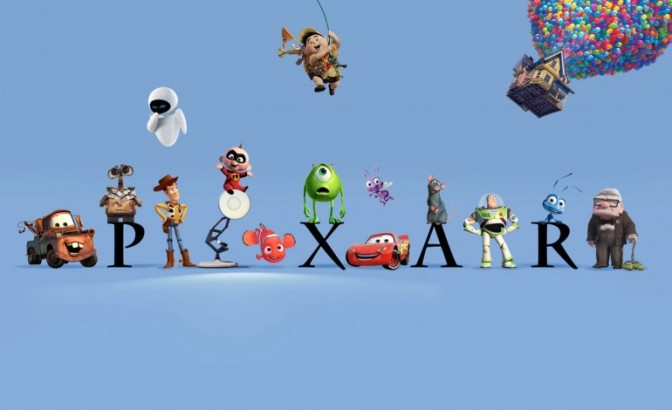 Let Pixar teach you how to tell stories! It's Free!!